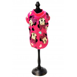 Bluza - Różowa myszka minnie